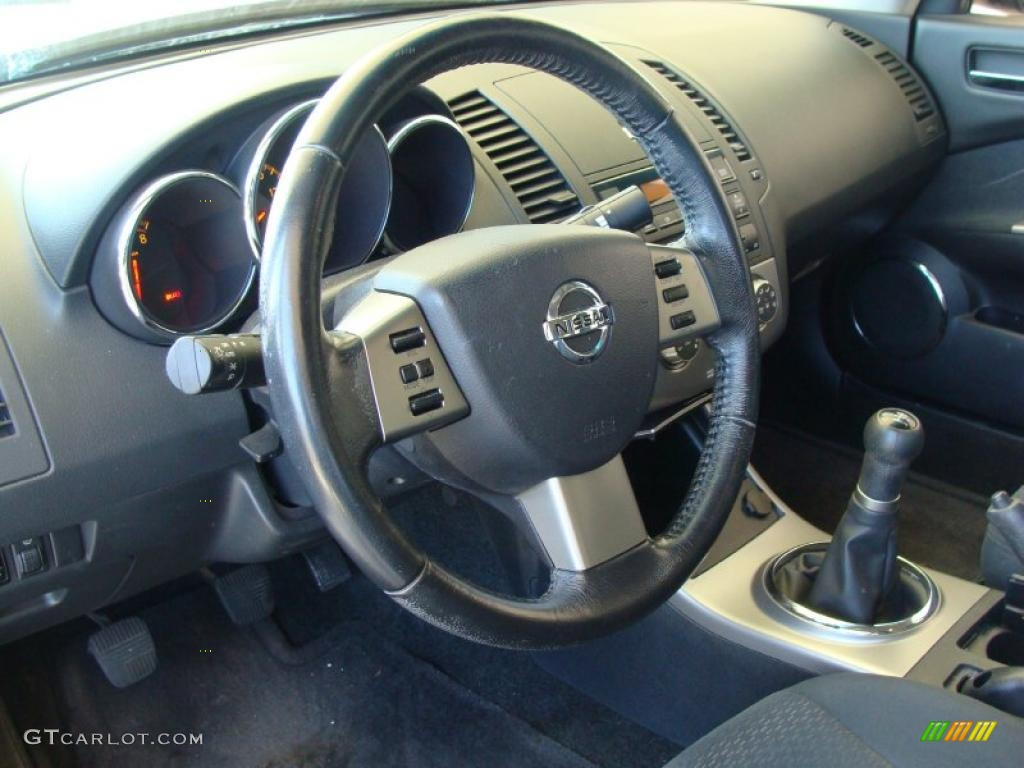2005 Nissan Altima 3 5 Se Interior Photo 47346074