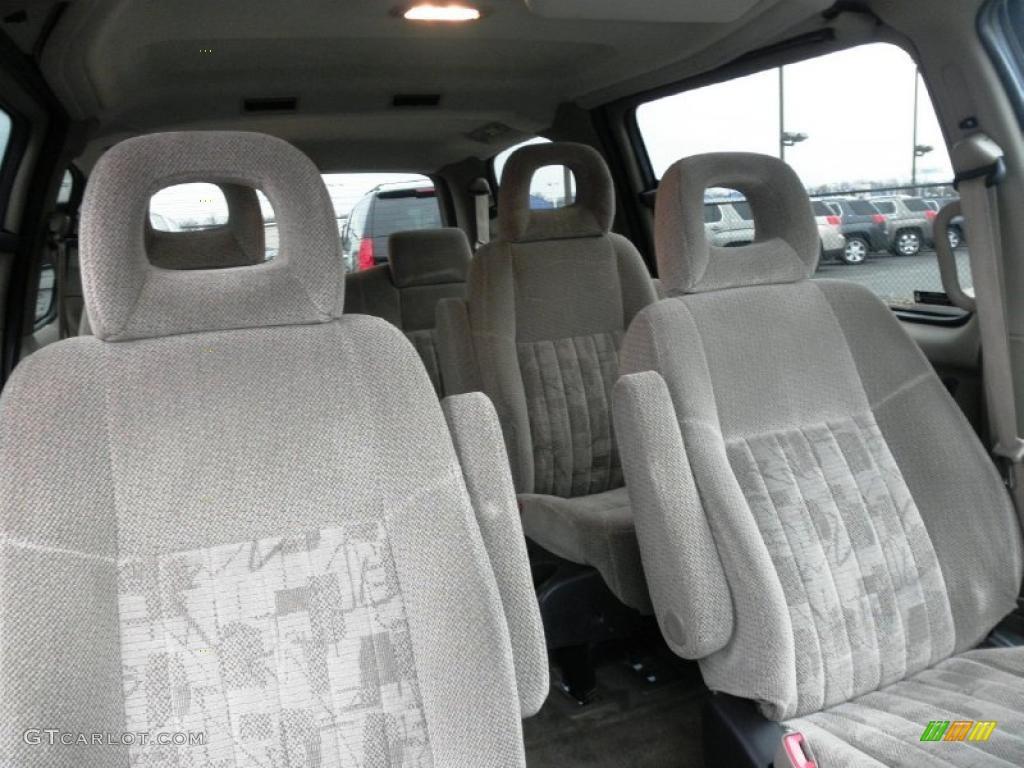 2002 pontiac montana standard montana model interior photo 47347265