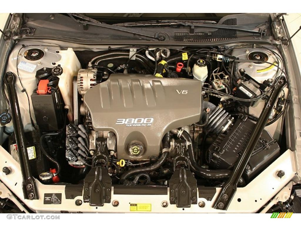 2000 Pontiac Grand Prix Gt Sedan Engine Photos