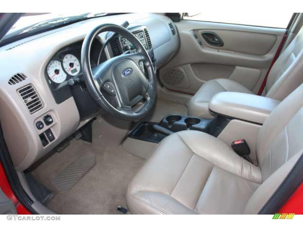 2001 ford escape xlt v6 4wd interior photo 47352779. Black Bedroom Furniture Sets. Home Design Ideas