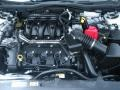 2010 Smokestone Metallic Ford Fusion SEL V6  photo #26