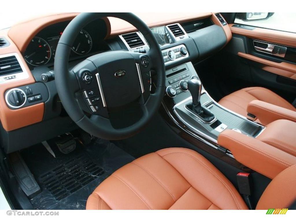 2011 Land Rover Range Rover Sport Hse Lux Tan Ebony