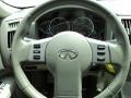 2004 Infiniti FX Willow Interior Steering Wheel Photo