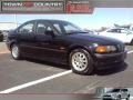 Jet Black - 3 Series 323i Sedan Photo No. 1