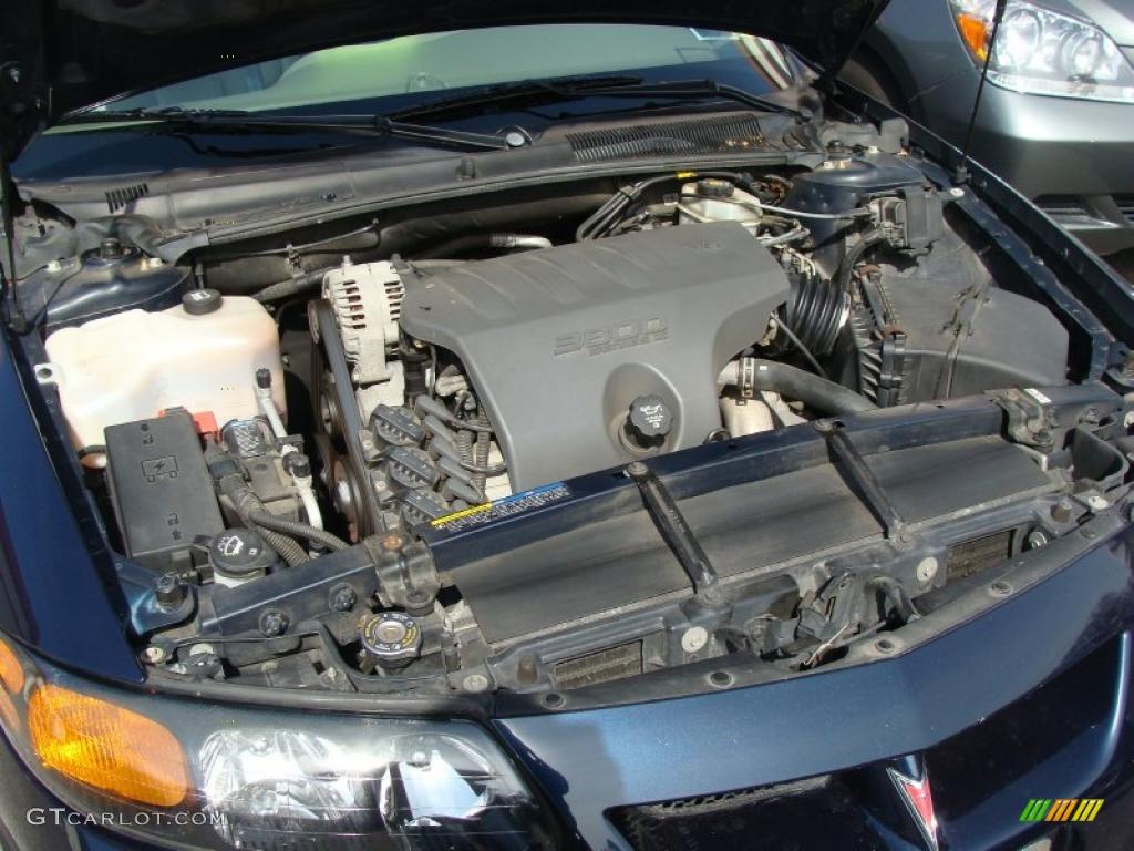 2003 Pontiac Bonneville Sle 3 8 Liter Ohv 12