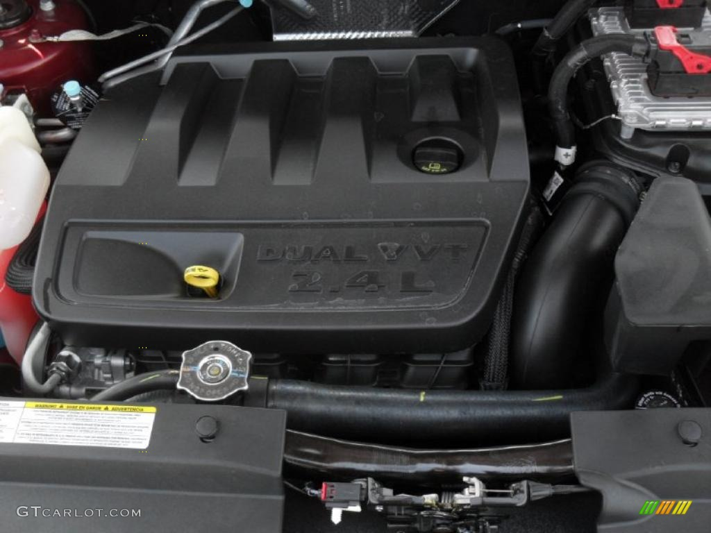 2011 Jeep Compass 2 4 Latitude 4x4 Engine Photos