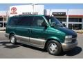 2001 Dark Forest Green Metallic Chevrolet Astro LT AWD Passenger Van #47350477