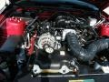 2007 Redfire Metallic Ford Mustang V6 Deluxe Coupe  photo #30