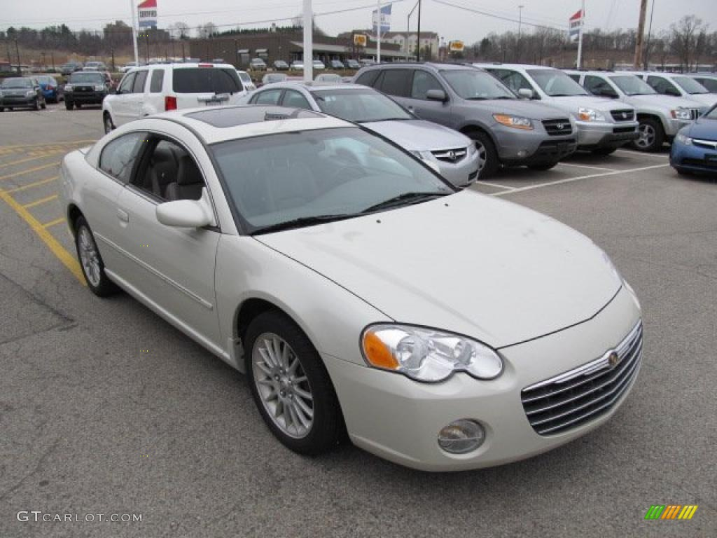 Exterior on 2004 chrysler sebring touring