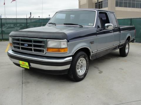 1995 Ford F150 Xlt Extended Cab Data Info And Specs