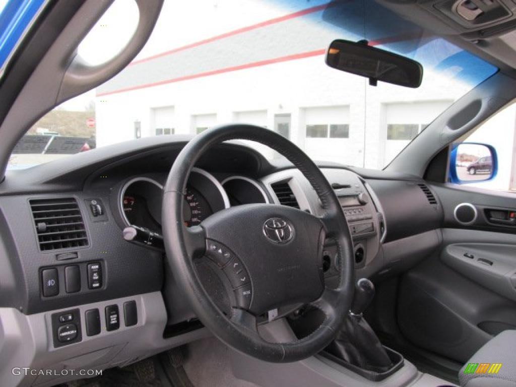 2008 Toyota Tacoma V6 TRD Sport Access Cab 4x4 6 Speed Manual ...