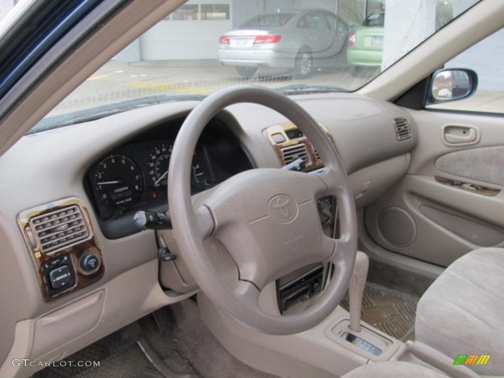 1998 toyota corolla le interior photo 47370275 for Toyota corolla 2003 interior