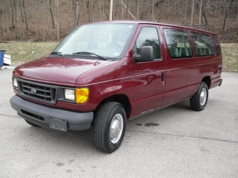 2003 Ford E Series Van