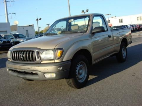 2001 toyota tacoma regular cab data info and specs. Black Bedroom Furniture Sets. Home Design Ideas