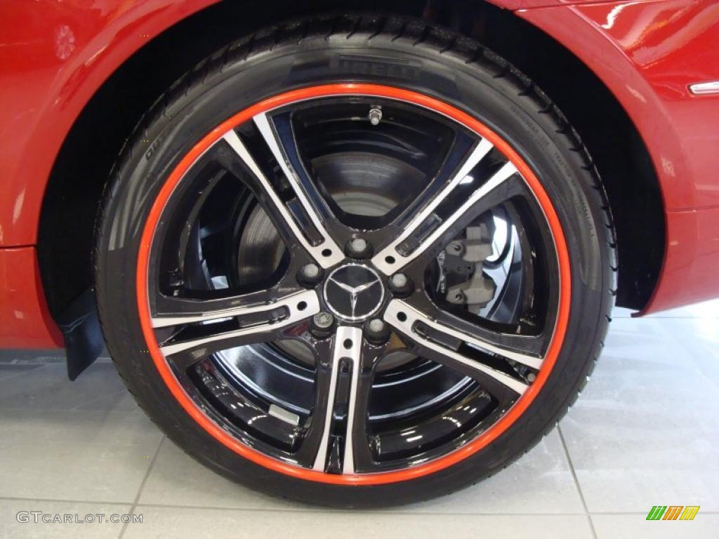 2011 mercedes benz e 350 coupe custom wheels photo for Custom wheels for mercedes benz