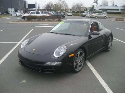 2007 Porsche 911 Targa 4 Data, Info and Specs