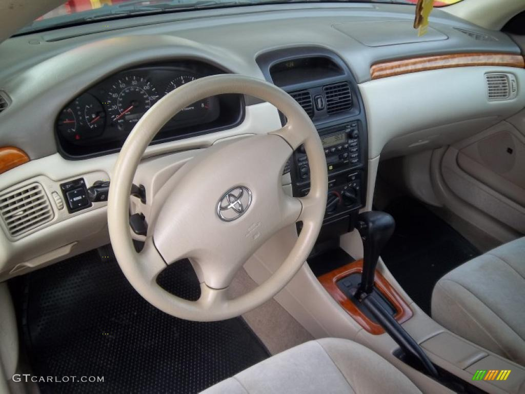 2002 Toyota Solara Se Coupe Interior Photo 47379245