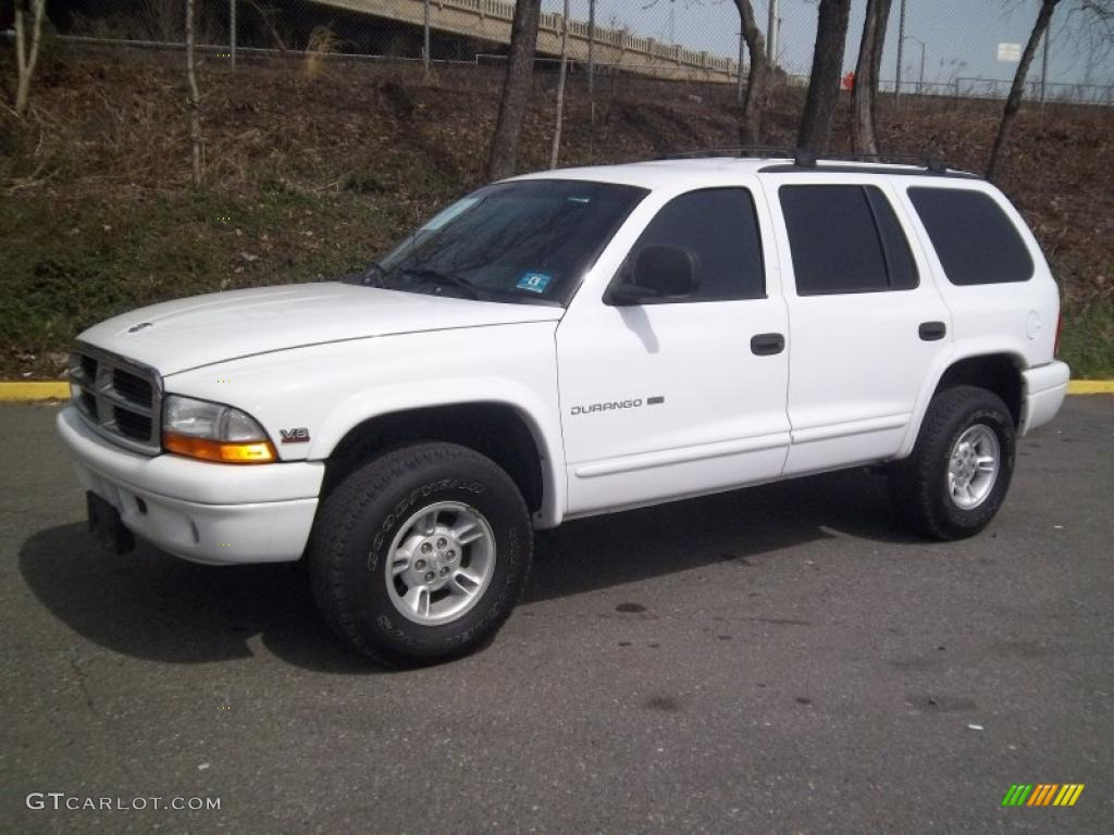 2000 dodge durango parts manual