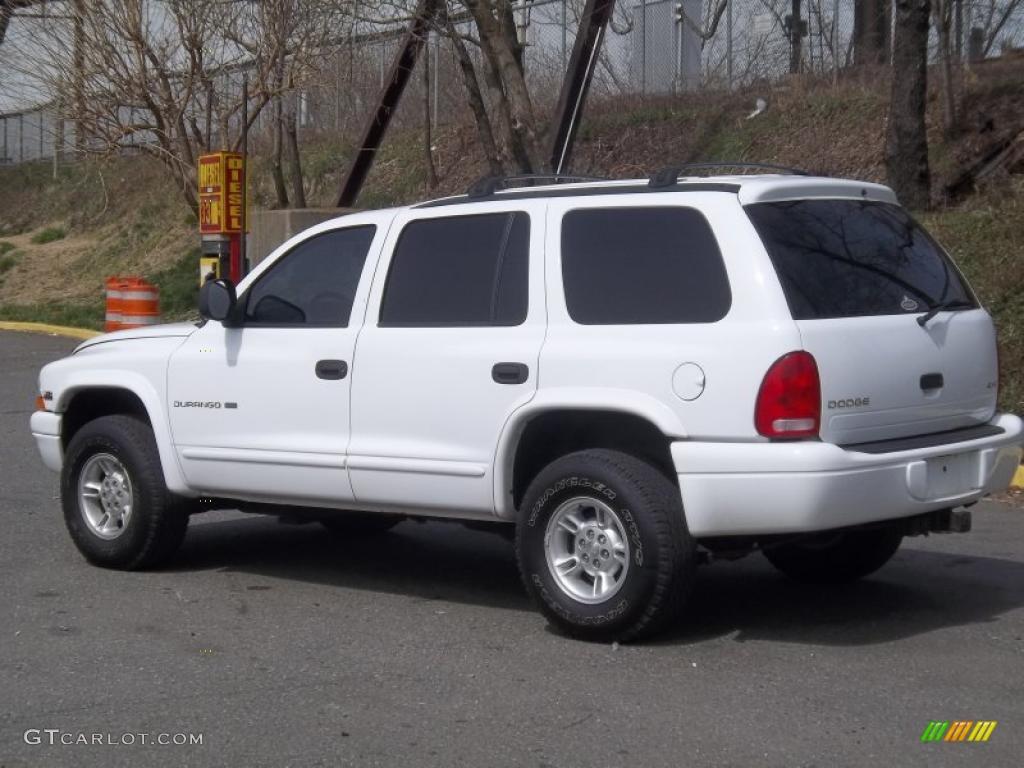 on 2002 Dodge Durango Gauges