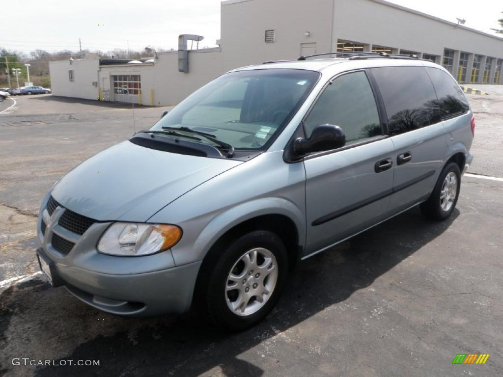 butane blue pearl 2003 dodge caravan se exterior photo. Black Bedroom Furniture Sets. Home Design Ideas