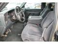 2002 Light Pewter Metallic Chevrolet Silverado 1500 LS Extended Cab  photo #15