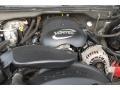 2002 Light Pewter Metallic Chevrolet Silverado 1500 LS Extended Cab  photo #24