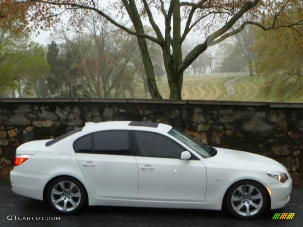 bmw 535i 2007 series 2008 sedan alpine exterior gtcarlot interior