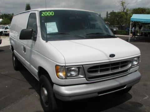 2000 ford e series van e250 commercial data info and. Black Bedroom Furniture Sets. Home Design Ideas