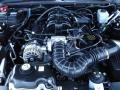 2007 Black Ford Mustang V6 Deluxe Coupe  photo #16