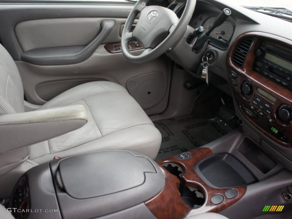 2003 Toyota Sequoia Sr5 Interior Photo 47404478
