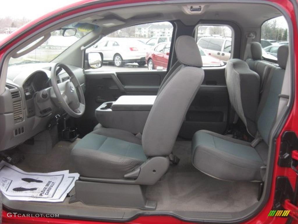 2005 Nissan Titan Xe King Cab Interior Photo 47406158