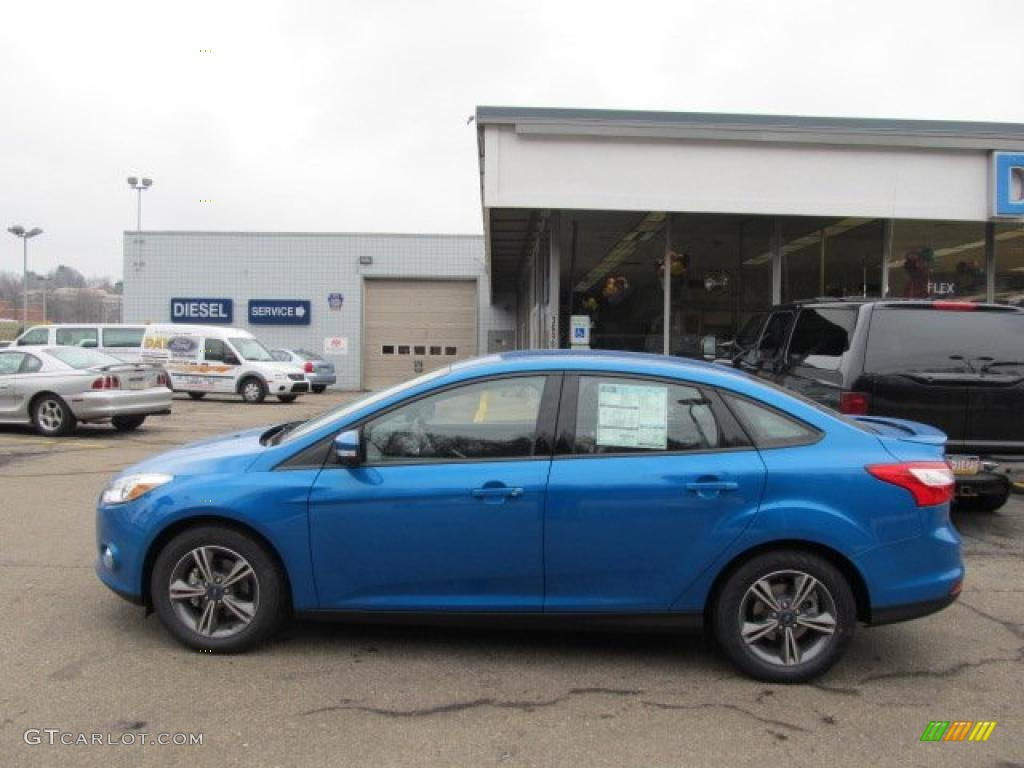 Ford Focus Ink Blue Color Code 2012 Codes Candy