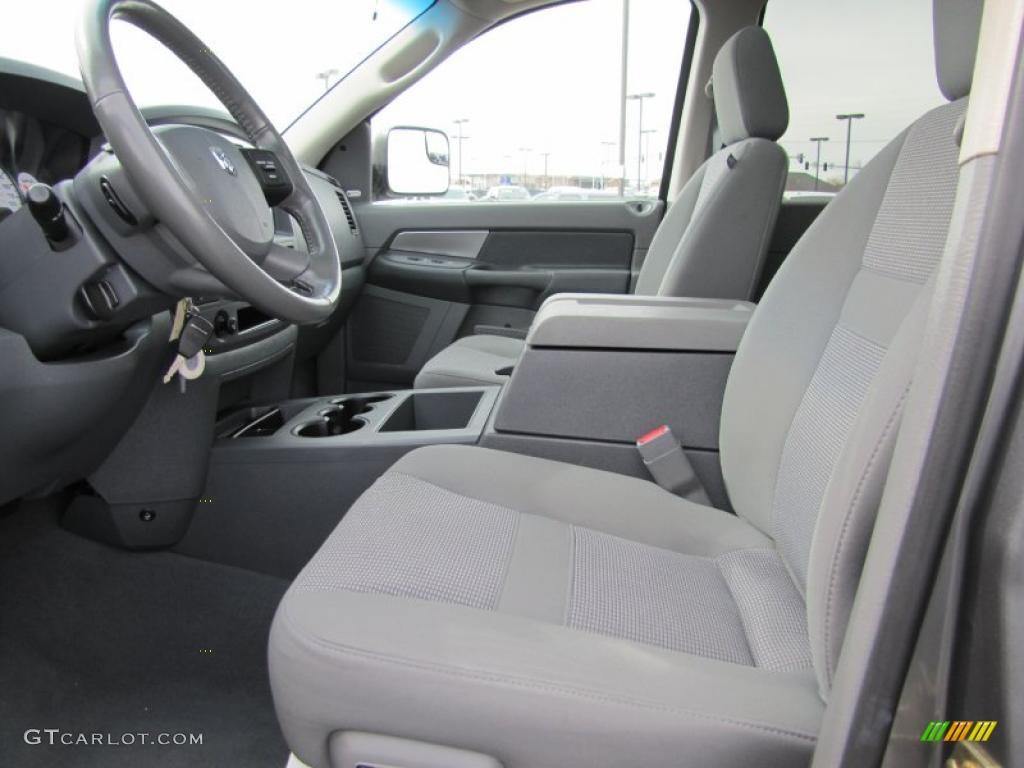 2007 Dodge Ram 1500 Slt Mega Cab 4x4 Interior Photo 47414938