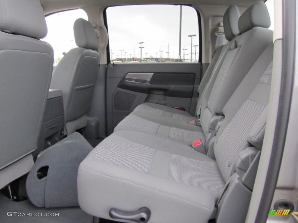 2007 Dodge Ram 1500 SLT Mega Cab 4x4 Interior Color Photos