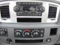 2007 Dodge Ram 1500 SLT Mega Cab 4x4 Controls