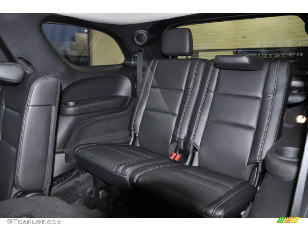 2011 dodge durango citadel interior photo 47418140. Black Bedroom Furniture Sets. Home Design Ideas