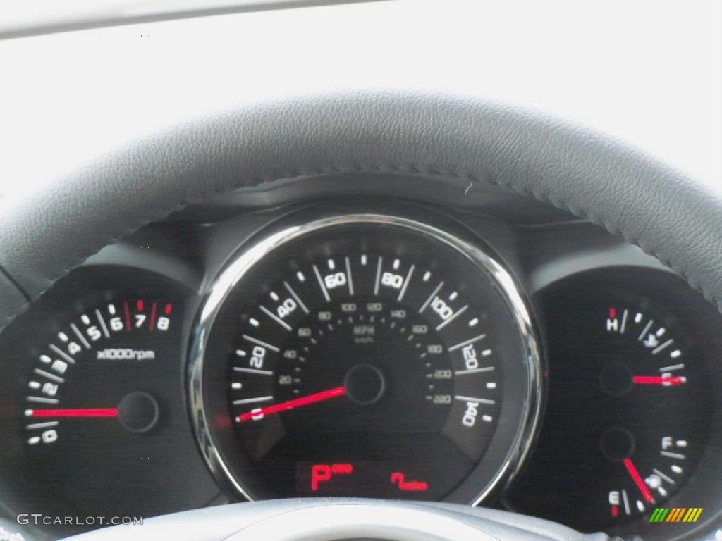 Kia Soul: Gauges