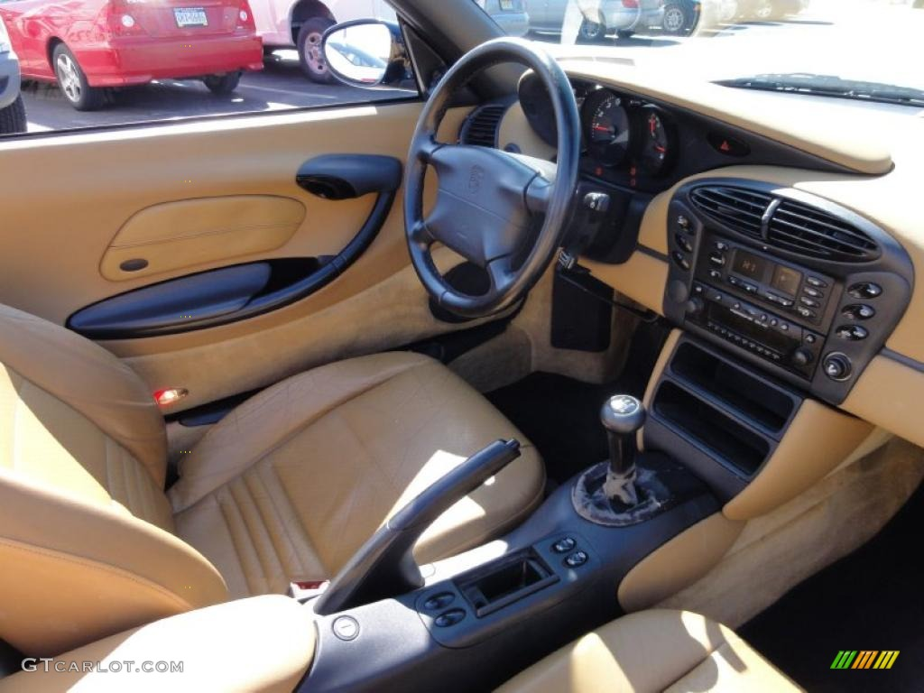 1999 Porsche Boxster Standard Boxster Model Interior Photo #47419958
