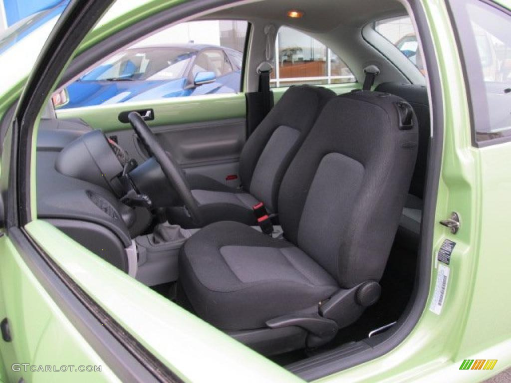 2004 Volkswagen New Beetle Gl Coupe Interior Photo 47423535