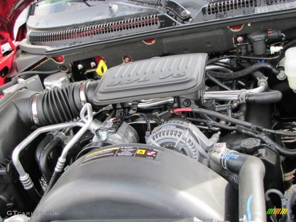 2011 dodge dakota big horn crew cab 3 7 liter sohc 12 valve magnum v6 engine photo 47428965. Black Bedroom Furniture Sets. Home Design Ideas