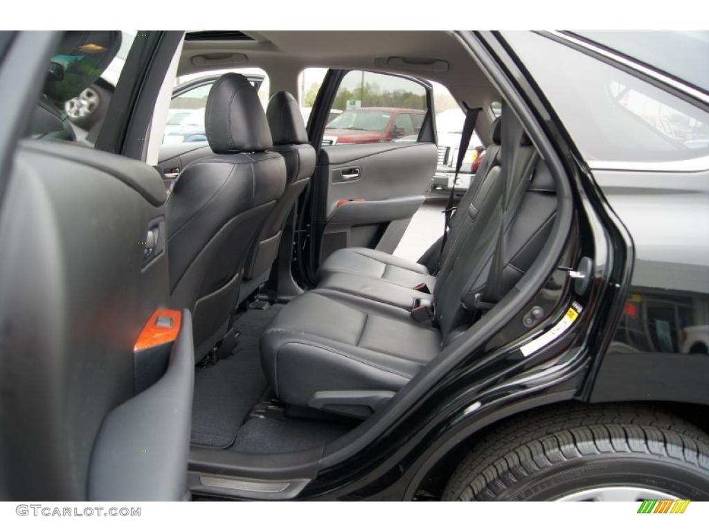 2010 Lexus Rx 350 Interior Photo 47433910