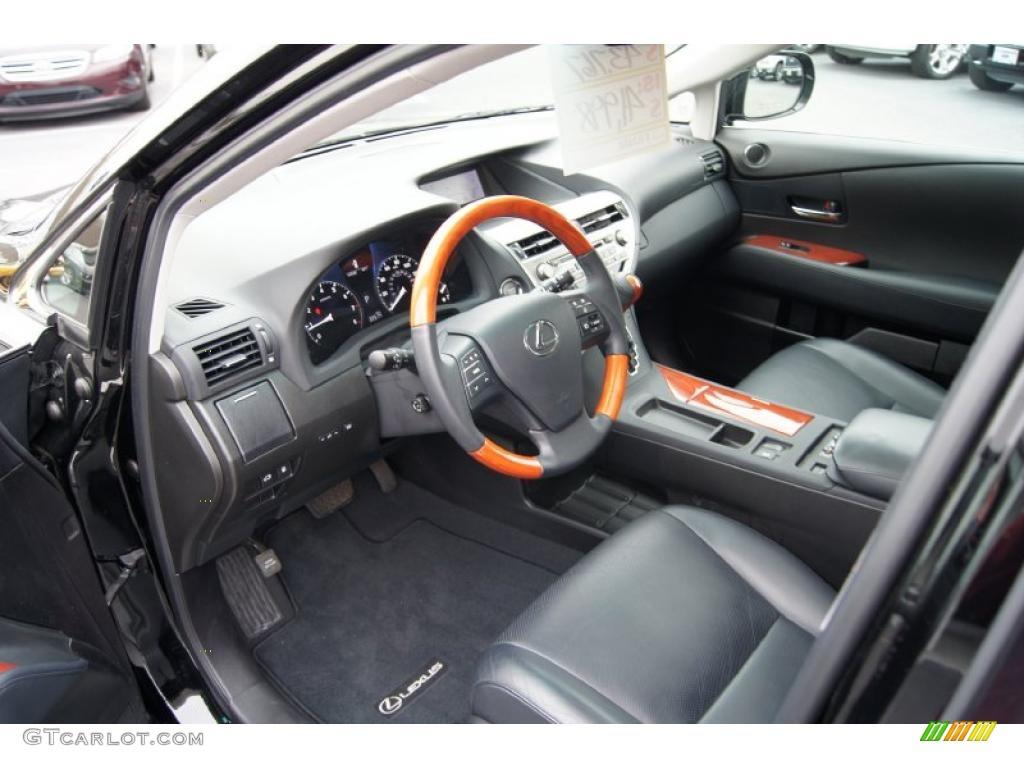 2010 Lexus Rx 350 Interior Photo 47434113