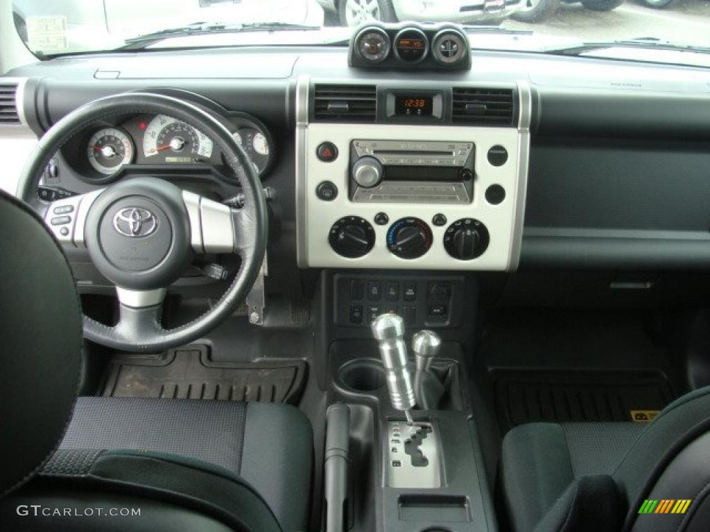 2008 toyota fj cruiser trail teams special edition 4wd 6. Black Bedroom Furniture Sets. Home Design Ideas