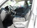 Charcoal Interior Photo for 2011 Volkswagen Tiguan #47434794