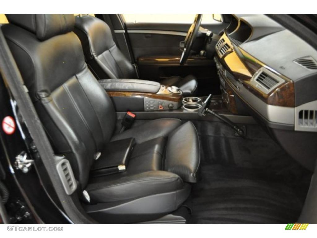 Bmw 745i Blacked Out Black Interior 2002 Bmw 7