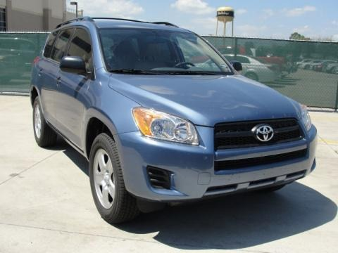 2011 Toyota RAV4 I4 Data, Info and Specs