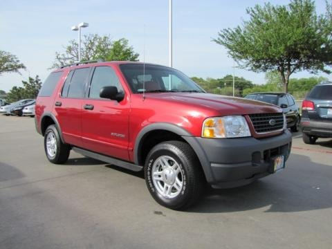 2002 ford explorer xls data info and specs. Black Bedroom Furniture Sets. Home Design Ideas