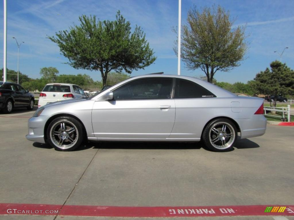 2003 Honda Civic Ex Coupe Custom Wheels Photo 47446885 Gtcarlot Com
