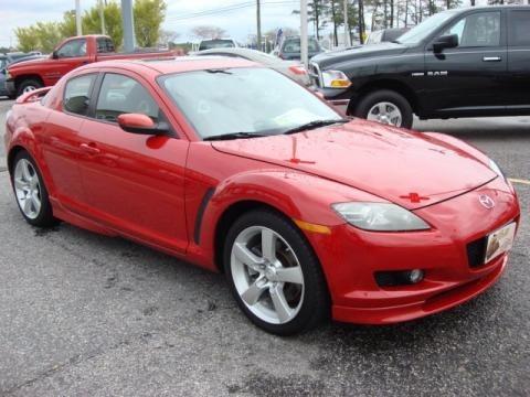 2004 Mazda RX 8 Data, Info And Specs