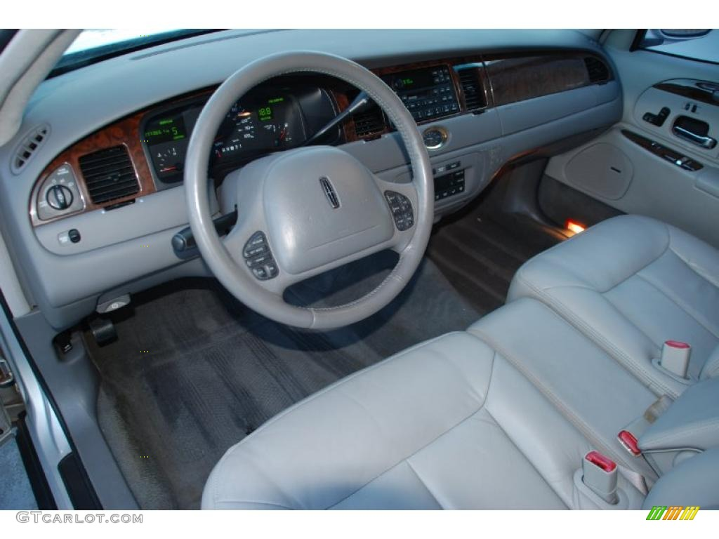 Lincoln Town Car 1998 Interior Lowrider